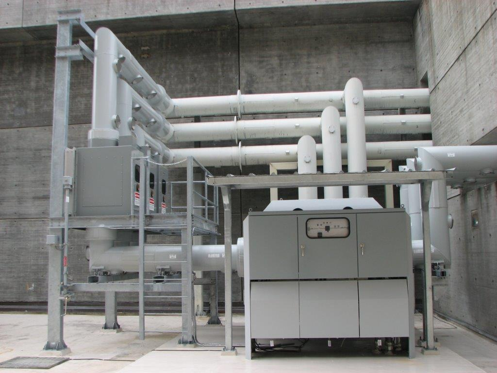 Power Plant Electrical Contractor In Sc Power Equipment